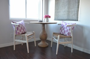 julie chang breakfast nook