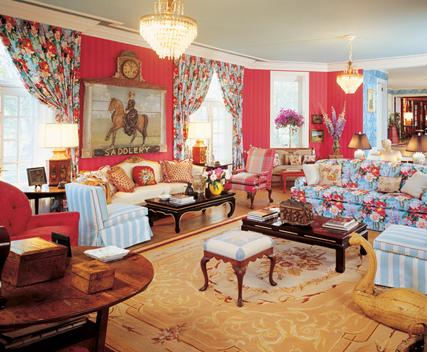 Dorothy Draper Queen of Chic and Stylish Spaces