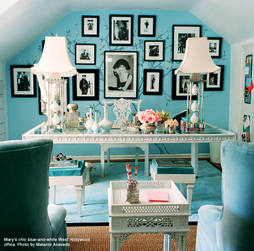 Home Offices So Chic They Make Work Fun